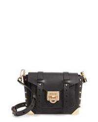 MICHAEL Michael Kors Small Manhattan Leather Crossbody Bag