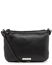 Calvin Klein Top Zip Pebble Cross Body Bag