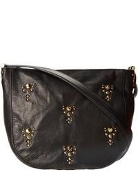 Juicy Couture Topanga Leather Crossbody Bag