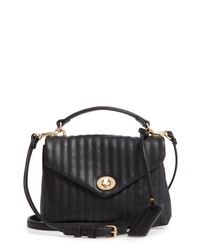 Sole Society Urche Faux Leather Crossbody Bag