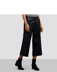 Kenneth Cole New York Leather Culottes