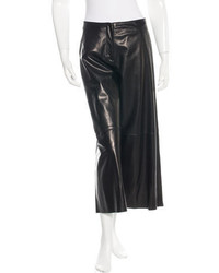 Derek Lam Leather Culotte Pants W Tags