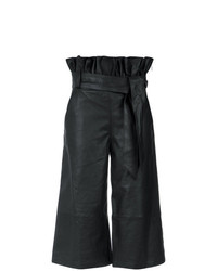 Olympiah Wide Leg Cropped Trousers
