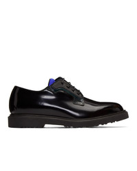 Paul Smith Black And Blue Mac Derbys