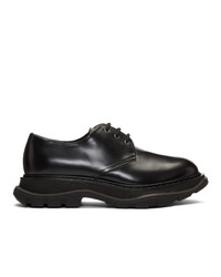 Alexander McQueen Black Beauty Derbys