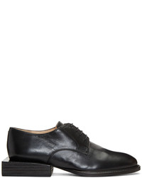 Jacquemus Black Les Chaussures Clown Derbys