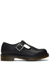 Black polley mary jane derbys medium 5258345