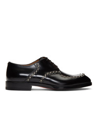 Christian Louboutin Black What A Man Derbys