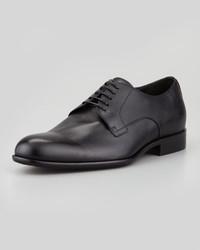 Hugo Boss Boss Leather Lace Up Derby Shoe