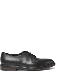 Paul Smith Boyd Pebble Grain Leather Derby Shoes