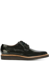 Common Projects 1859 Shine Camo Derby Shoes