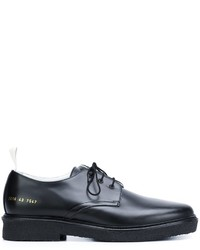 Common Projects Derby Shoes
