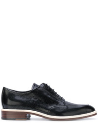 Contrast trim derby shoes medium 4155409