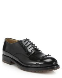 Valentino Derby Lace Up Shoes
