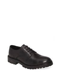 AllSaints Jarred Plain Toe Oxford