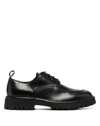 Kenzo K Mount Leather Derby Shoes