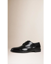 Burberry Leather Derby Shoes