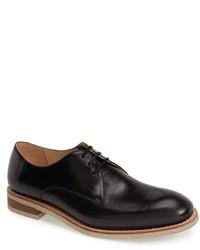 Maison Forte Bullett Leather Plain Toe Derby