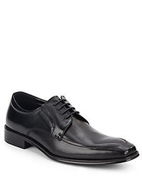 Kenneth Cole Reaction Moc Toe Leather Derby Shoes