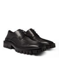 Balenciaga Outdoor Rim Leather Derby Shoes