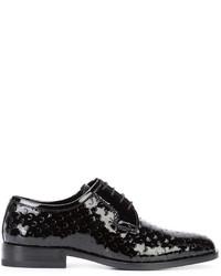 Saint Laurent Patent Derby Shoes