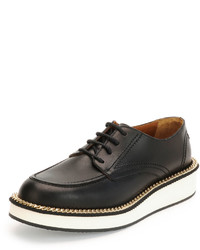 Givenchy Perig Platform Derby Shoe Black