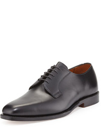 Ralph Lauren Black Label Leather Derby Shoe Black