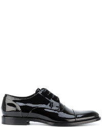 Dolce & Gabbana Studded Sole Derby Shoes