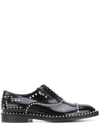 Studded youth clous derby shoes medium 4915205