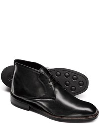 Charles Tyrwhitt Black Oakley Chukka Boots