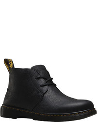 37f9b4abbe8f ... Dr. Martens Ember Desert Boot Black Grizzly Boots