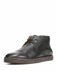 Gregory leather chukka boot black medium 1138744