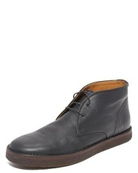 Vince Gregory Leather Desert Boots