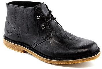 ugg desert boots Black