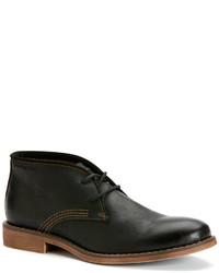 Calvin Klein Jeans Orrick Leather Chukka Boots