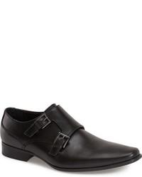 Calvin Klein Bayard Double Monk Strap Shoe