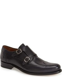 Coruna double monk strap shoe medium 968212