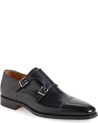 Magnanni Cotillas Double Monk Strap Shoe