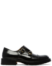 Caminando Double Monk Strap Shoes