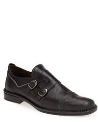 Josef Seibel Douglas 11 Double Monk Strap Shoe