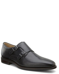 Ecco Faro Double Monk Loafers