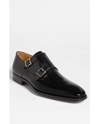 Magnanni Miro Double Monk Strap Shoe