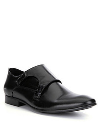 Kenneth Cole New York Mix Tape Double Monk Strap Loafers