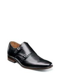 Florsheim Postino Textured Double Monk Shoe