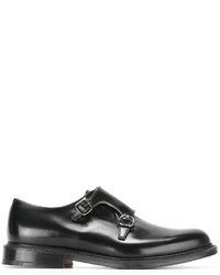 Church's Spazzolato Double Monk Shoes