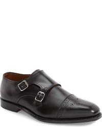 Allen Edmonds St Johns Double Monk Strap Shoe