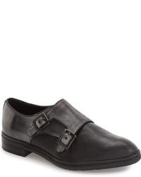 Treasurebond Double Monk Strap Shoe