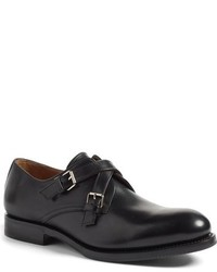 Vernon double monk strap shoe medium 792075