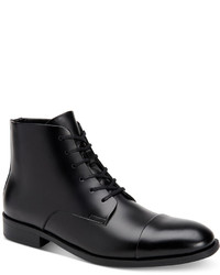 Calvin Klein Darsey Dress Boots With Inside Zip