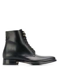 Scarosso Lace Up Ankle Boots